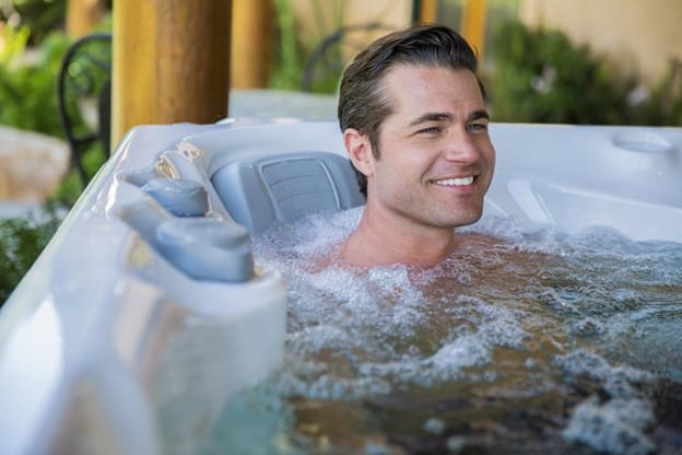 hot tubs boost immune system